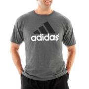 adidas® Logo Tee-Big & Tall