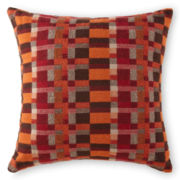 JCPenney Home™ Rhythm Woven Square Decorative Pillow