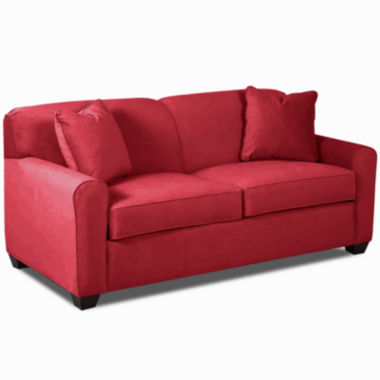 jcpenney.com | Sleeper Possibilities Dome-Arm Full Loveseat