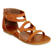 Stevies® Hilite Girls Sandals - Little Kids/Big Kids