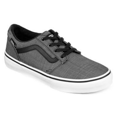Vans® Chapman Stripe Boys Skate Shoes - Little Kids/Big Kids ...