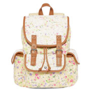 Confetti Crochet Backpack - One Size