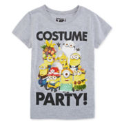 Despicable Me Minion Costume Tee - Girls 7-16