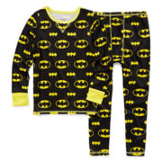 Cuddl Duds® Batman Thermal Layering Set - Toddler Boys 2t-5t