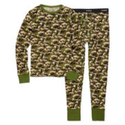 Hanes® X-Temp Thermal Shirt and Pants Set - Boys 6-20