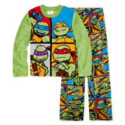 Teenage Mutant Ninja Turtles 2-pc. Fleece Pajama Set- Boys 4-10