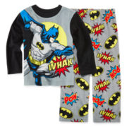 Batman 2-pc. Fleece Pajama Set - Boys 4-10