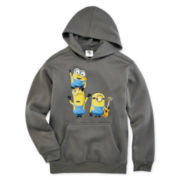Despicable Me Fleece Pullover Hoodie - Boys 8-20
