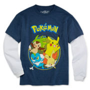 Pokémon Graphic Tee - Boys 8-20