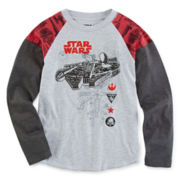 Star Wars™ Technical Falcon Graphic Tee - Boys 8-20