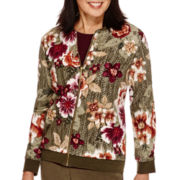 Alfred Dunner® Calabria Long-Sleeve Quilted Jacket