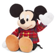 Disney Collection Mickey Mouse 2015 Holiday Plush