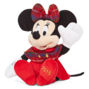 Disney Collection Minnie Mouse 2015 Holiday Plush