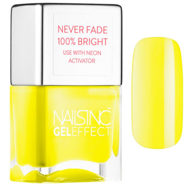 jcpenney.com | NAILS INC. Golden Lane Stay Bright Neon Nail Polish