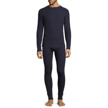 jcpenney.com | St. John's Bay® Classic Waffle Thermal Shirt or Pants