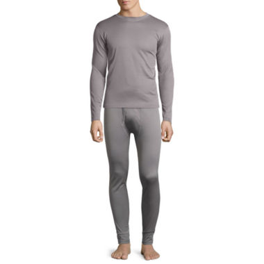 jcpenney.com | St. John's Bay® Box Mesh Thermal Shirt or Pants