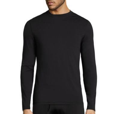 jcpenney.com | St. John's Bay® Poly Stretch Thermal Shirt