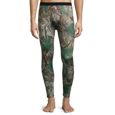 jcpenney.com | St. John's Bay® Stretch Camo Thermal Pants