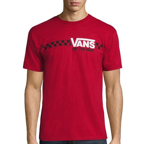 Vans® Short-Sleeve Retro Fit Cotton Tee
