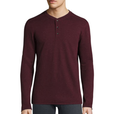 jcpenney.com | MSX by Michael Strahan Long-Sleeve Henley Tee