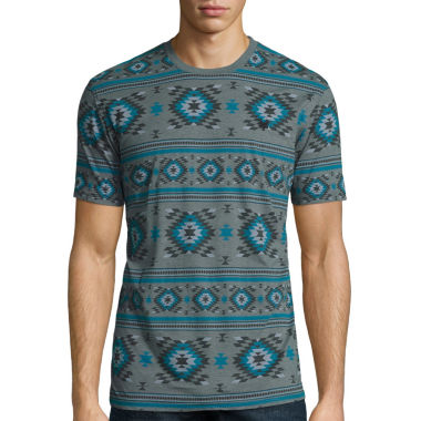 jcpenney.com | Zoo York® Aztec Allover Short-Sleeve Tee