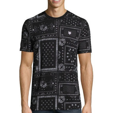 jcpenney.com | Zoo York® Patchwork Short-Sleeve Crewneck Tee