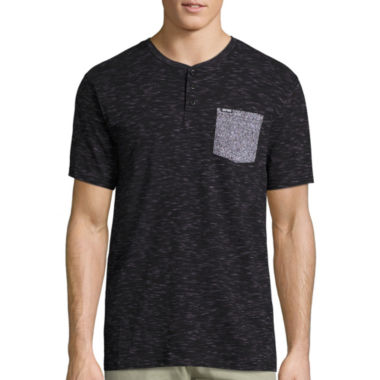 jcpenney.com | Zoo York® Legend Short-Sleeve Henley Tee
