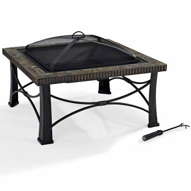 jcpenney.com | Firestone Square Slate Fire Pit in Black
