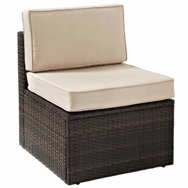 jcpenney.com | Palm Harbor Wicker Patio Lounge Chair