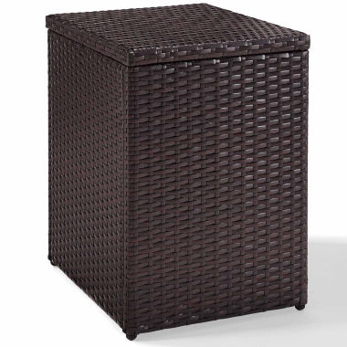 jcpenney.com | Palm Harbor Wicker Patio Side Table