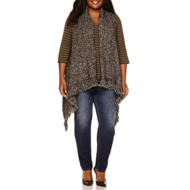 jcpenney.com | a.n.a® Sweater Vest or Skinny Jeans