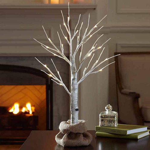 Apothecary 2 Foot Birch Christmas Tree