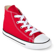 Converse Chuck Taylor All Star Boys High-Top Sneakers - Toddler