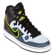Nike® Sons of Force Boys Mid-Top Athletic Shoes - Big Kids