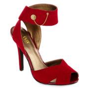 a.n.a® Lolita Ankle-Strap Pumps