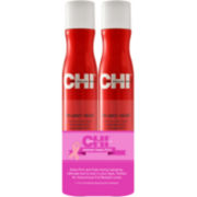 Breast Cancer Awareness CHI® Helmet Head Hair Spray Duo - 10 oz. each