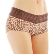 Warner's No Pinching, No Problems. Lace-Trim Boyshorts - 5463