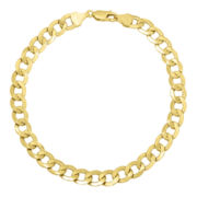 Infinite Gold™ 14K Yellow Gold Curb Chain Bracelet