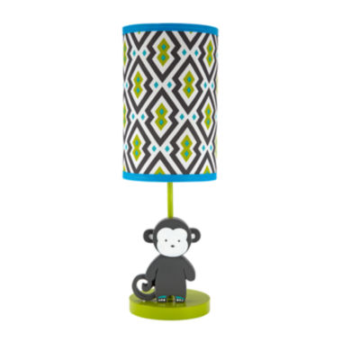 jcpenney.com | Safari Monkey Lamp and Shade