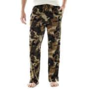 Hanes® 2-pk. Fleece Pajama Pants-Big & Tall