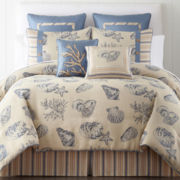 Calypso Coastal 4-pc. Comforter Set