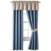 Calypso Coastal Curtain Panel Pair