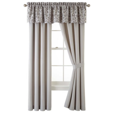 jcpenney.com | Home Expressions™ Erin 2-Pack Curtain Panels