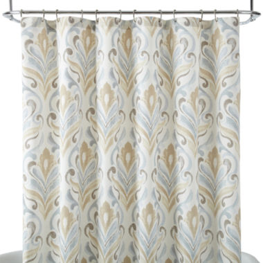 jcpenney.com | Liz Claiborne® Coventry Shower Curtain