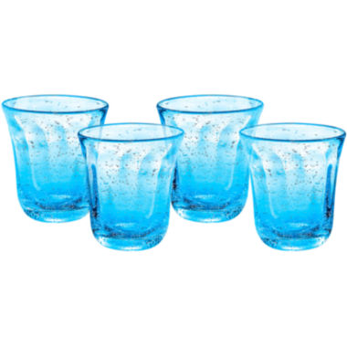 jcpenney.com | Savannah Set of 4 Double Old-Fashioned Glasses