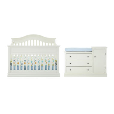 jcpenney.com | Savanna Tori 2-pc. Baby Furniture Set - Off White
