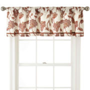 JCPenney Home™ Bedford Rod-Pocket/Back-Tab Tailored Valance