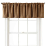 JCPenney Home™ Rod-Pocket Monroe Tailored Valance