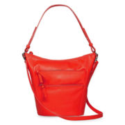 Liz Claiborne Bucket Crossbody Bag