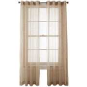 Studio™ Baystone Grommet-Top Sheer Panel